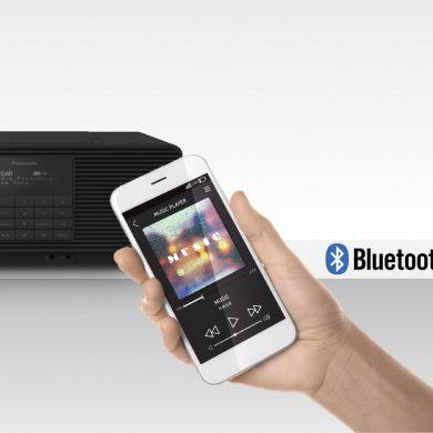 Panasonic CD-Digitalradio RX-D70BT