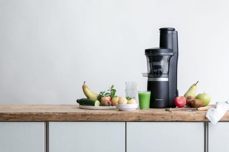 Panasonic Slow Juicer MJ L700