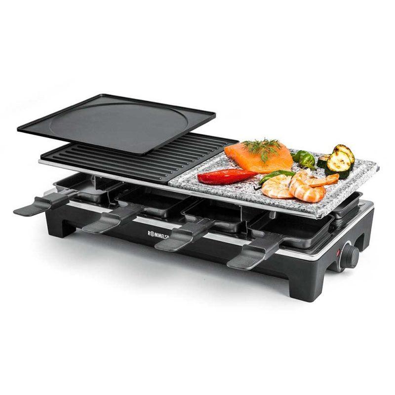 ROMMELSBACHER Raclette Grill RCS 1350