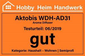 Aktobis WDH-AD31Testlogo