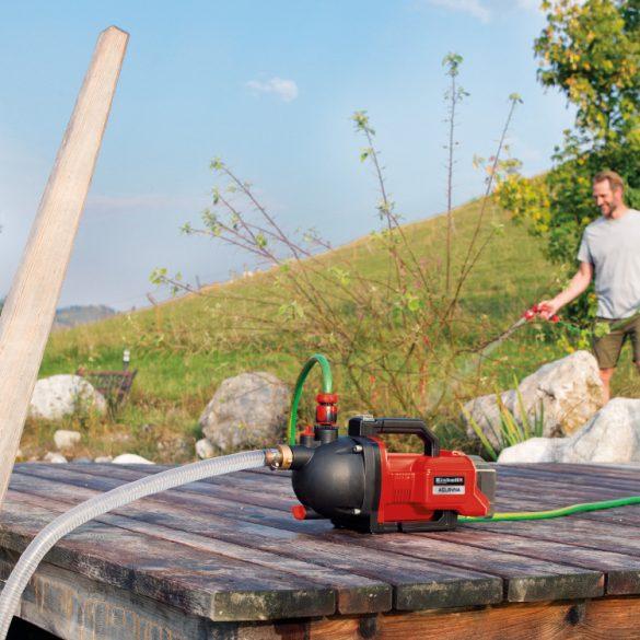 Einhell Cordless garden pump 4180400 Aquinna Application