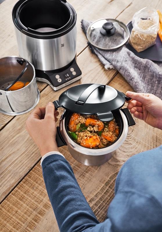WMF KUeCHENminis® Reiskocher mit Lunch to-go Box (3)