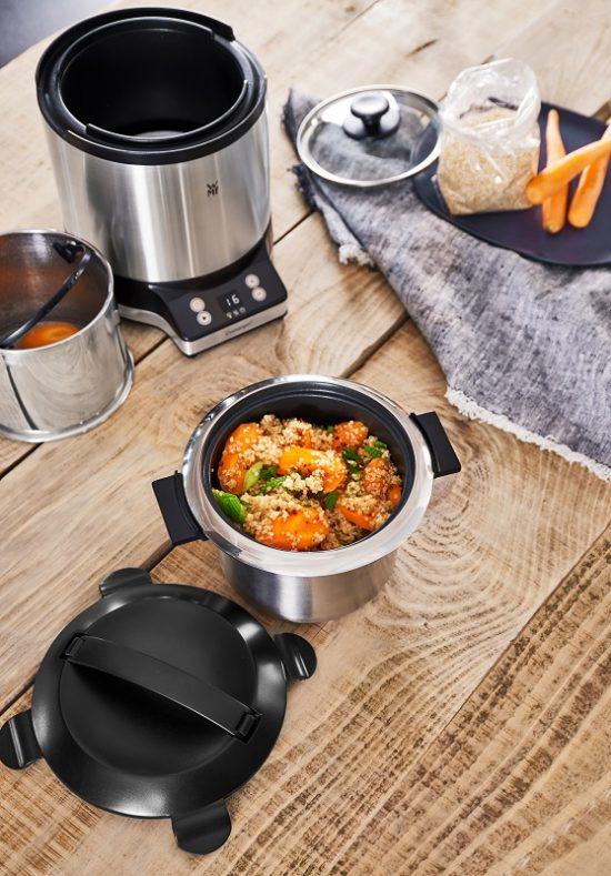 WMF KUeCHENminis® Reiskocher mit Lunch to-go Box (4)