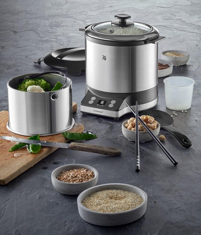 WMF KUeCHENminis® Reiskocher mit Lunch to-go Box (5)