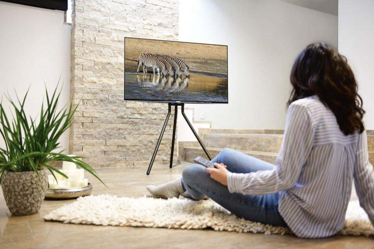 Hama TV-Ständer