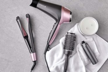 Remington Curl & Straight Confidence Haarstyling-Serie