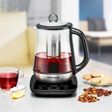 Rommelsbacher: Tee- und Wasserkocher TA 2000