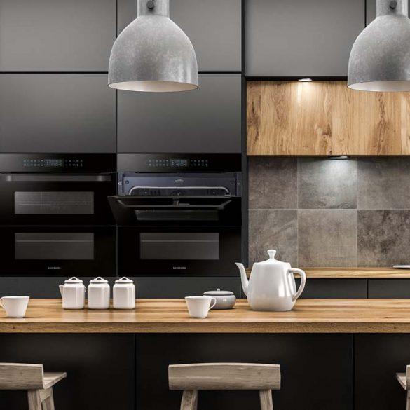 Samsung Dual Cook Flex Black Edition