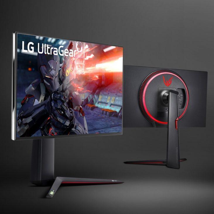 LG UltraGear™-Monitors 27GN950