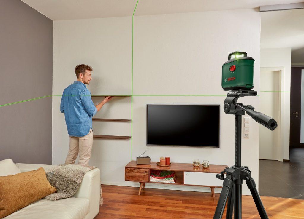 360 Grad-Linienlaser Bosch