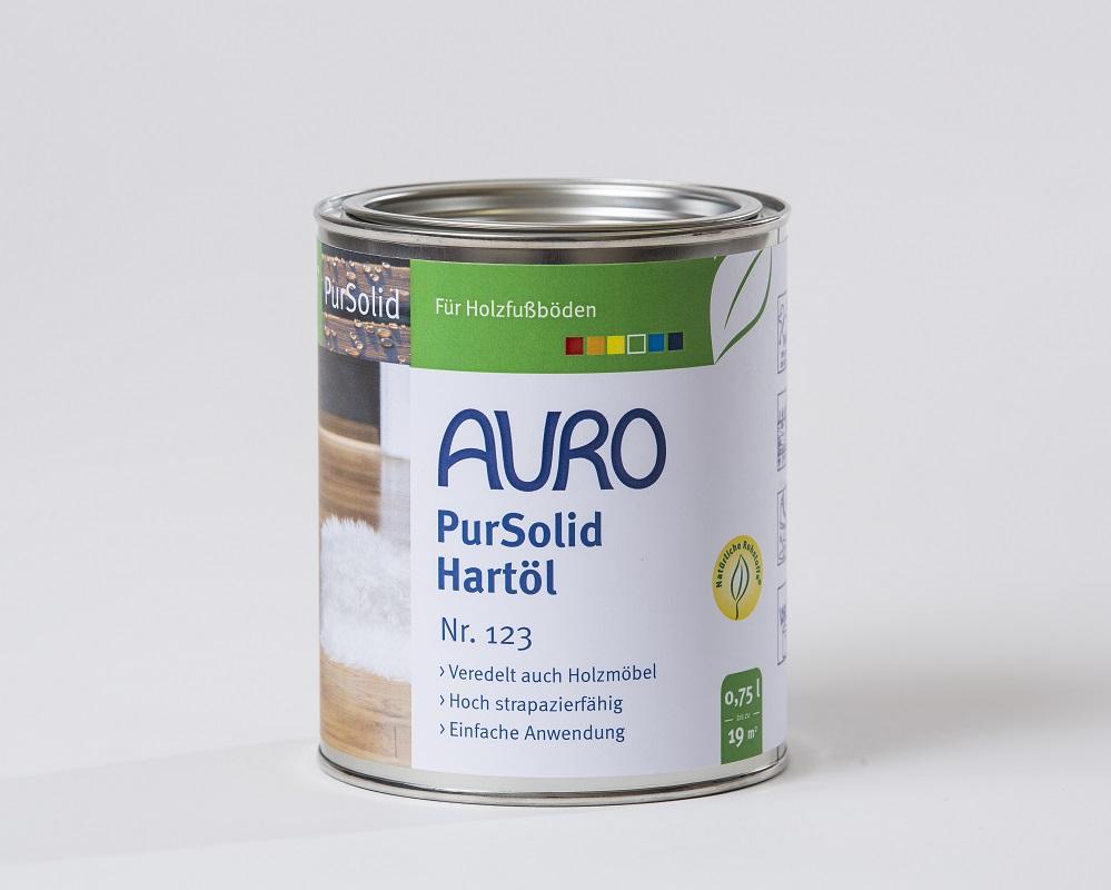 AURO Laugen und Seifen Anwendung