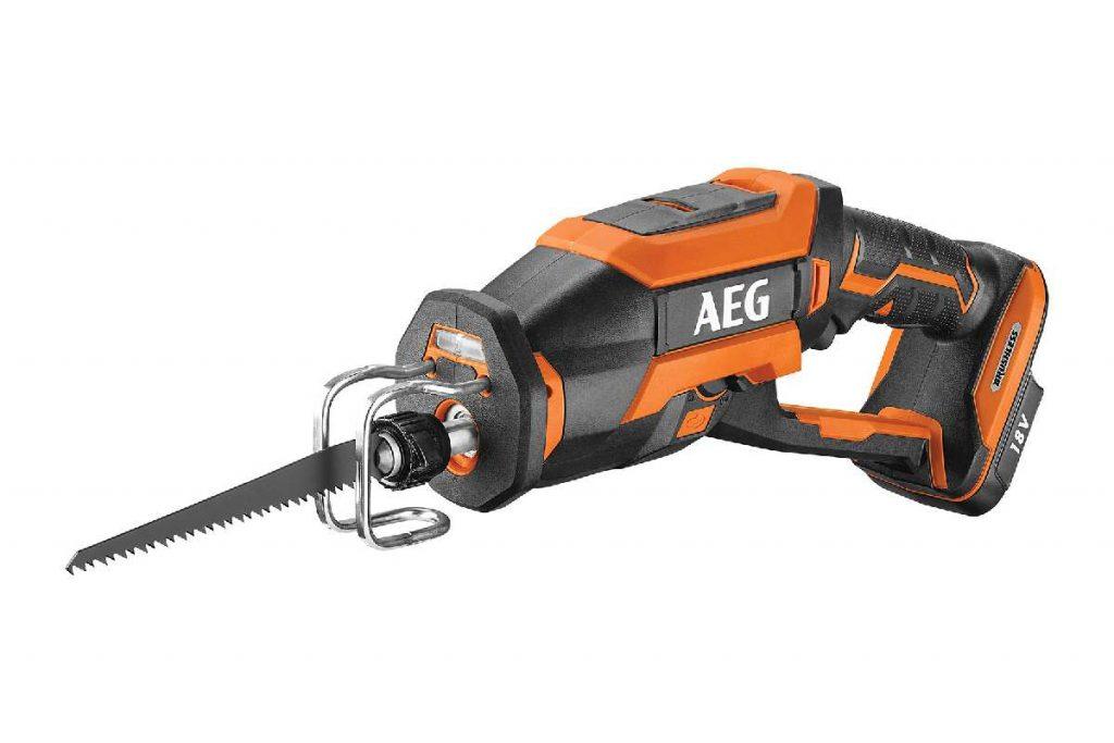 AEG Brushless Akku-Kompakt-Säbelsäge BUS18CBL