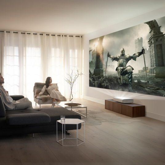 Samsung 4K-Ultra-Kurzdistanz-Projektor The Premiere