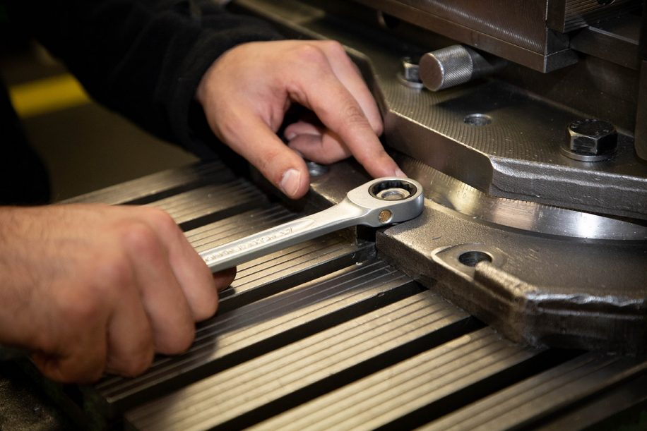 Stahlwille Ratschen-Ringmaulschlüssel