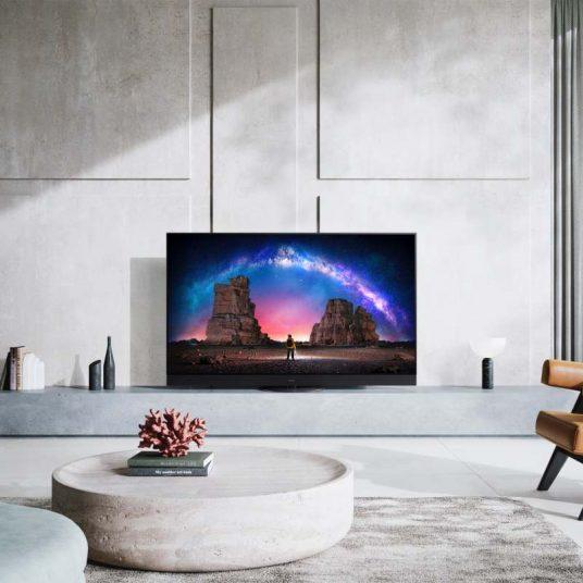 Panasonic JZW2004 High-End OLED-TV