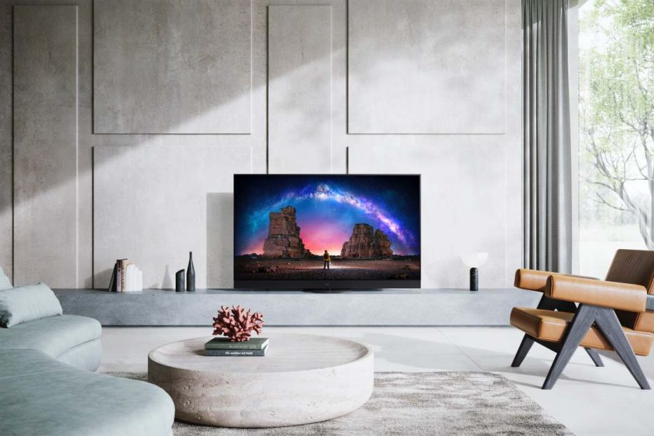 Panasonic JZW2004 High-End OLED-TV