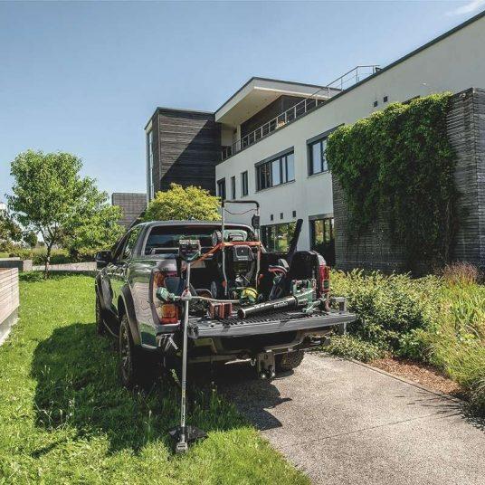 Metabo neue Garten-Range