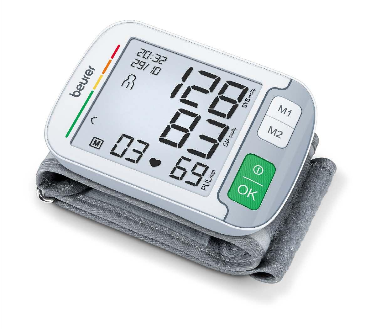 beurer Handgelenk-Blutdruckmessgerät BC 51