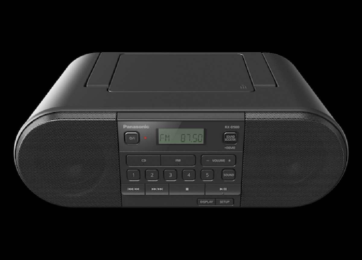 Panasonic RX-D500