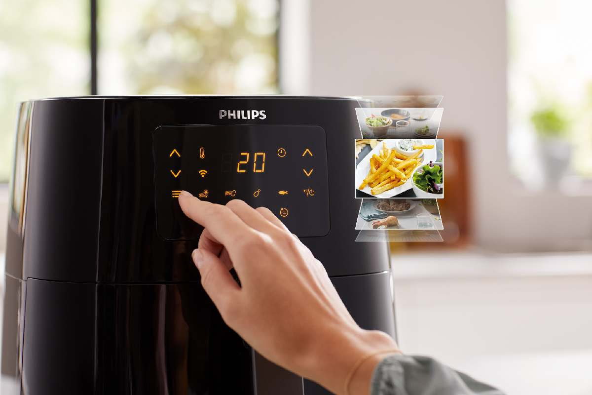 Philips Airfryer XL Essential Connected